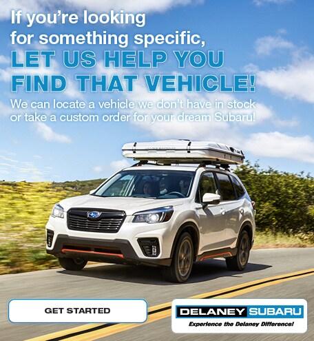 Vehicle Locator Request