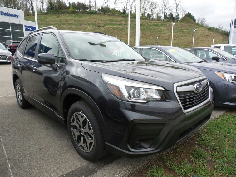 Certified Pre-Owned 2019 Subaru Forester Premium SUV For Sale Indiana Pennsylvania