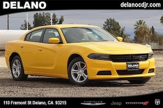 New 2018 Dodge Charger SXT RWD Sedan in Delano CA