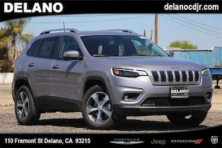 New 2019 Jeep Cherokee LIMITED 4X4 Sport Utility in Delano CA