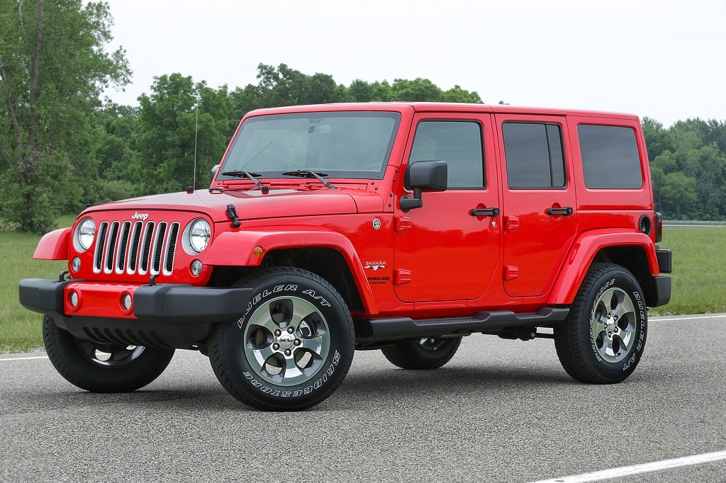 2018 Jeep Wrangler For Sale Near Fresno