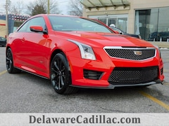 2019 CADILLAC ATS-V Base Coupe