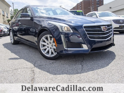 Cts For Sale >> Used 2016 Cadillac Cts For Sale At Auto Team Delaware Vin