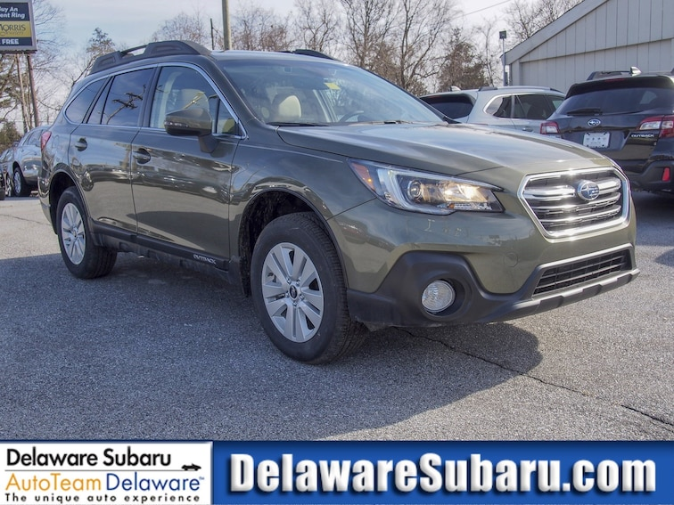 New 2019 Subaru Outback 2.5i Premium SUV in Wilmington, DE