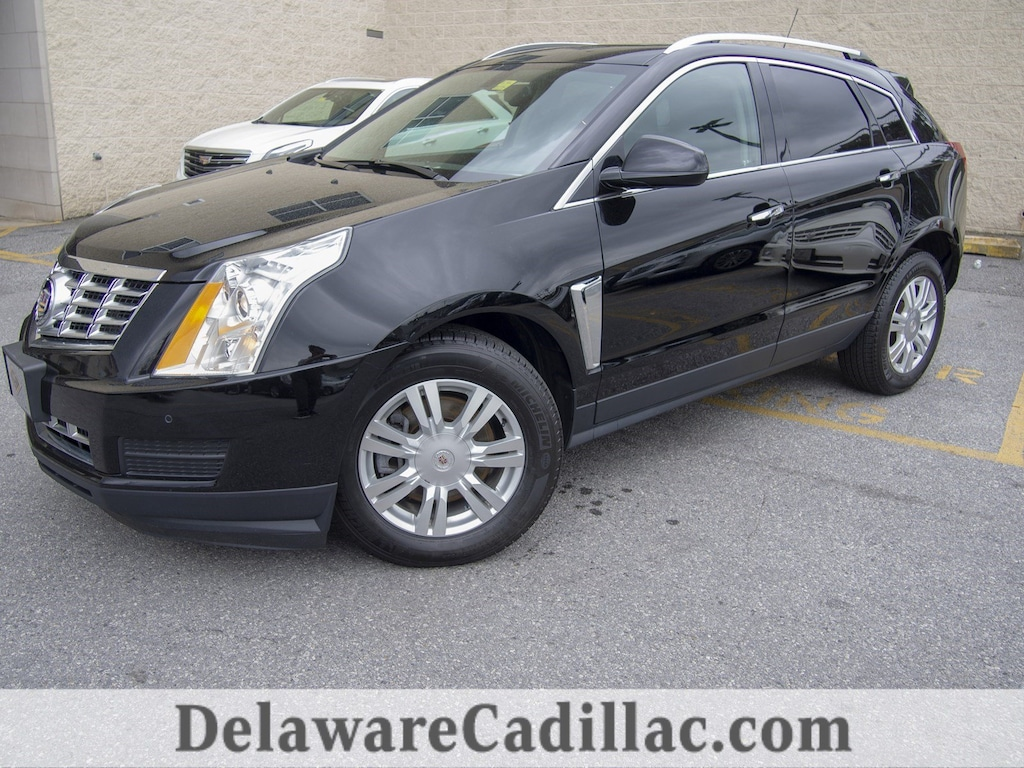 2016 Cadillac Crossover >> Certified Used 2016 Cadillac Srx Luxury Collection For Sale In Wilmington De 3gyfnee36gs563305