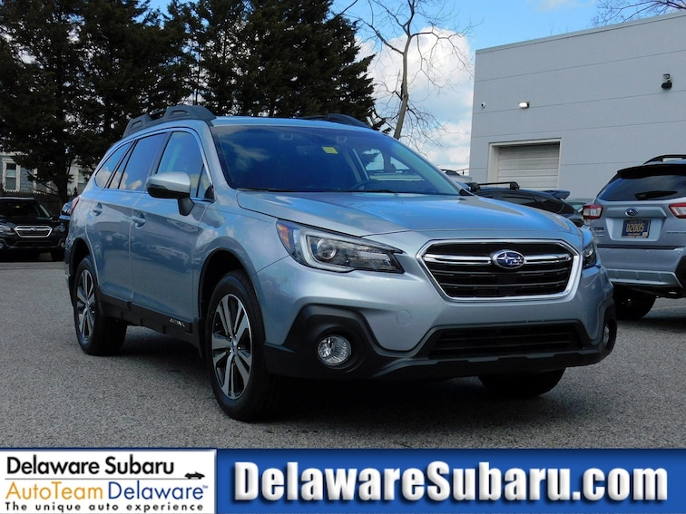 New 2019 Subaru Outback 3.6R Limited SUV in Wilmington, DE