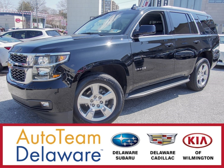 Used 2016 Chevrolet Tahoe LT SUV in Wilmington, DE