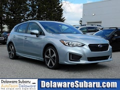 New 2019 Subaru Impreza 2.0i Sport 5-door for Sale in Wilmington, DE, at Delaware Subaru
