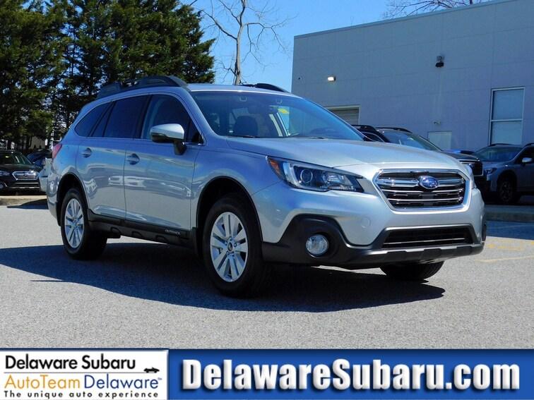 New 2019 Subaru Outback 2.5i Premium SUV in Wilmington, DE