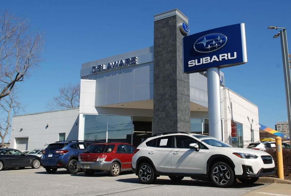 Car Dealerships In Delaware >> Subaru Dealer Wilmington De Delaware Subaru Serving