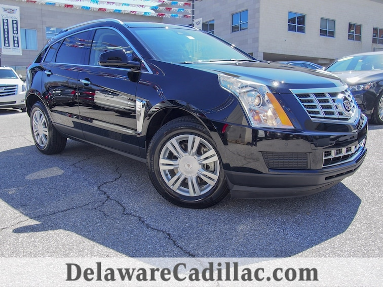 Certified 2016 CADILLAC SRX Luxury Collection SUV in Wilmington, DE