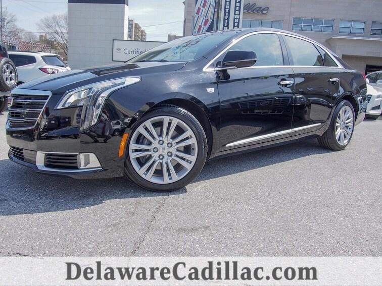 Certified 2018 CADILLAC XTS Luxury Sedan in Wilmington, DE