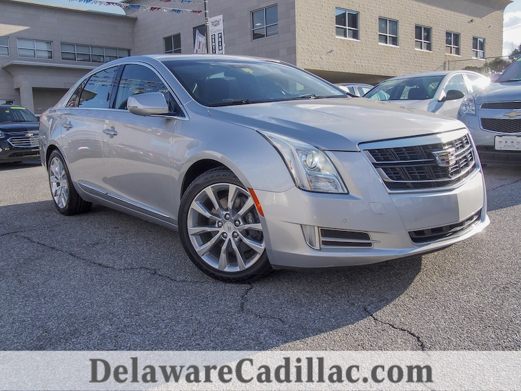 Certified 2016 CADILLAC XTS Luxury Collection Sedan in Wilmington, DE