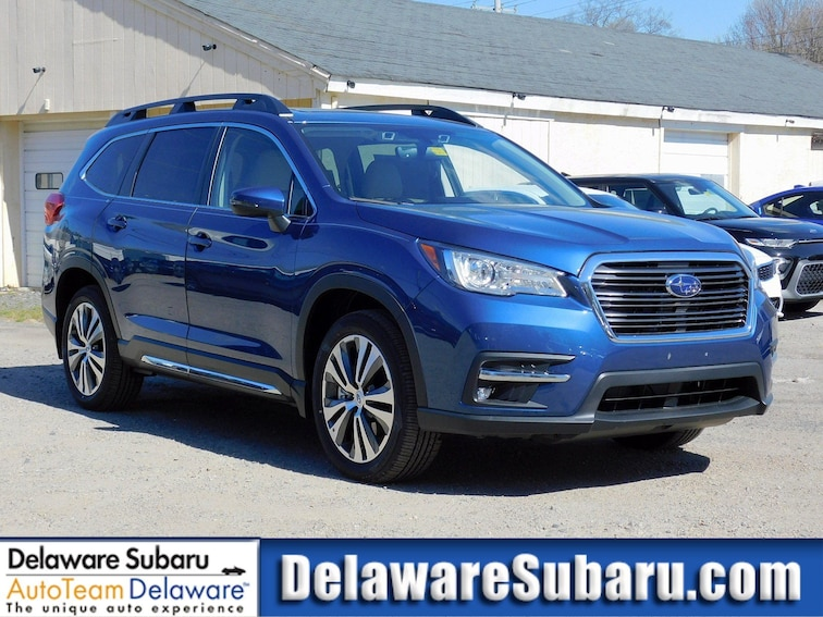 New 2019 Subaru Ascent Limited 7-Passenger SUV in Wilmington, DE