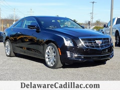 Used 2019 CADILLAC ATS 2.0L Turbo Luxury Coupe in Wilmington, DE