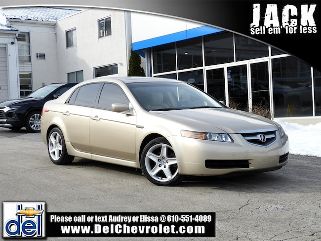 2006 Acura TL 4DR SDN AT Sedan