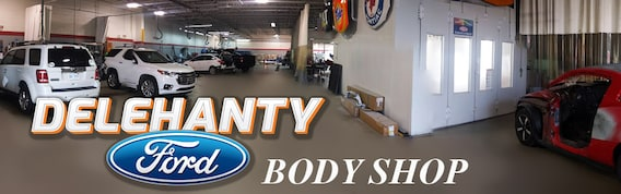 Delehanty Ford Body Shop Delehanty Ford