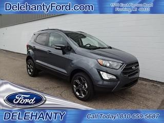 2018 Ford EcoSport SUV SES
