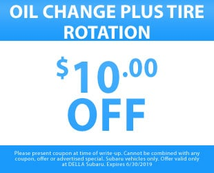 Oil Change Plus Tire Rotation Special