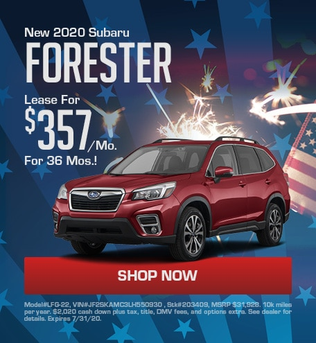 July | 2020 Forester