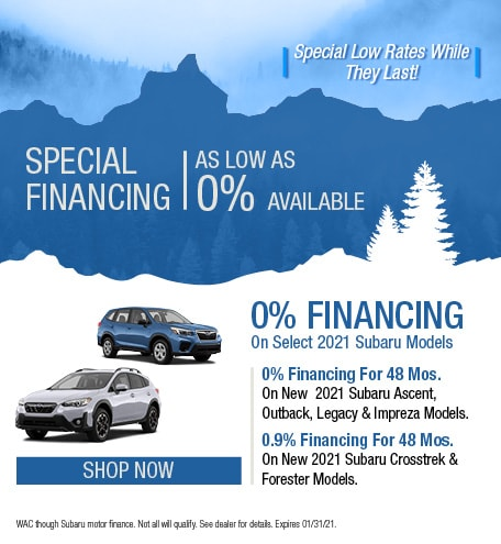January | Financing