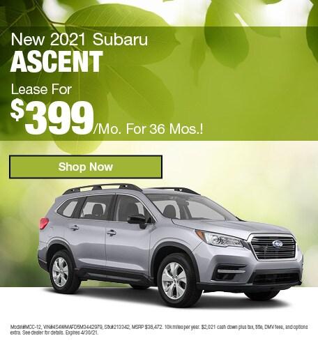 April | 2021 Ascent