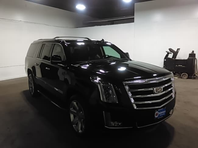 Used 2016 CADILLAC Escalade ESV Luxury Collection SUV In Fort Collins