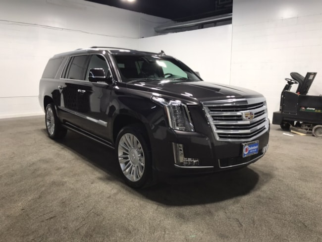 Used 2016 CADILLAC Escalade ESV Platinum SUV In Fort Collins