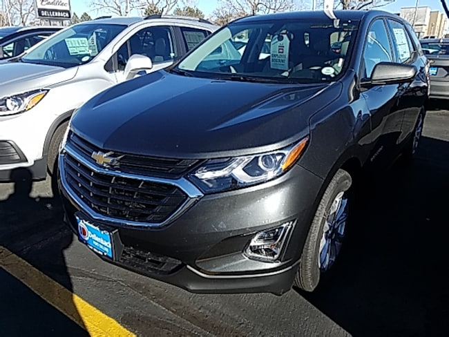 New 2019 Chevrolet Equinox LS SUV For Sale/Lease Fort Collins, CO