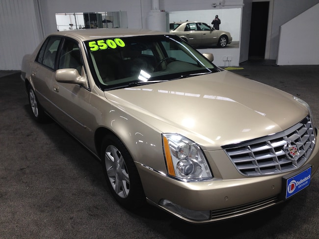 Used 2006 CADILLAC DTS Sedan In Fort Collins