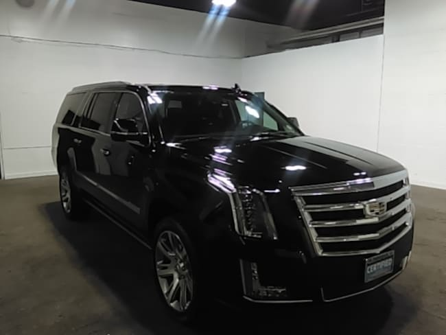 Certified Used 2017 CADILLAC Escalade ESV Premium Luxury SUV in Fort Collins