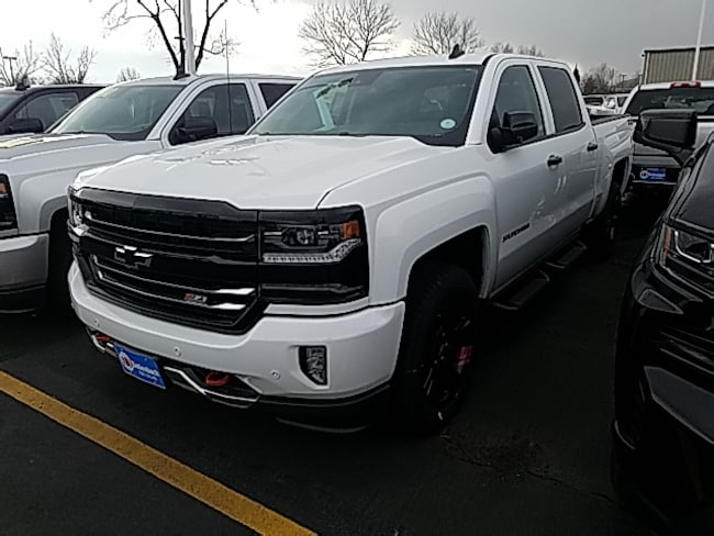 New 2018 Chevrolet Silverado 1500 LTZ Truck Crew Cab For Sale/Lease Fort Collins, CO