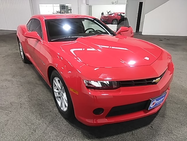 Used 2015 Chevrolet Camaro LS w/2LS Coupe In Fort Collins
