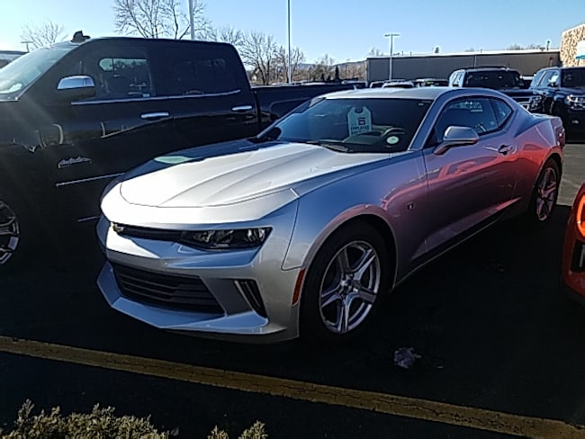 New 2018 Chevrolet Camaro For Salelease Fort Collins Co Stock