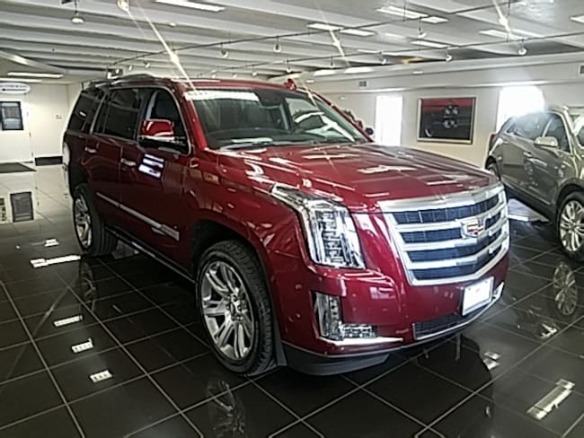 New 2019 CADILLAC Escalade Premium Luxury SUV For Sale/Lease Fort Collins, CO