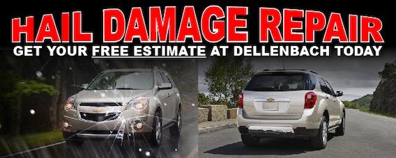 Dellenbach Motors Service Center: Chevy & Auto Repair in