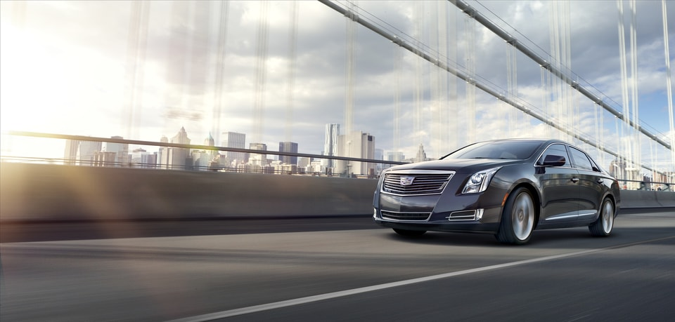 Cadillac XTS Platinum Sedan