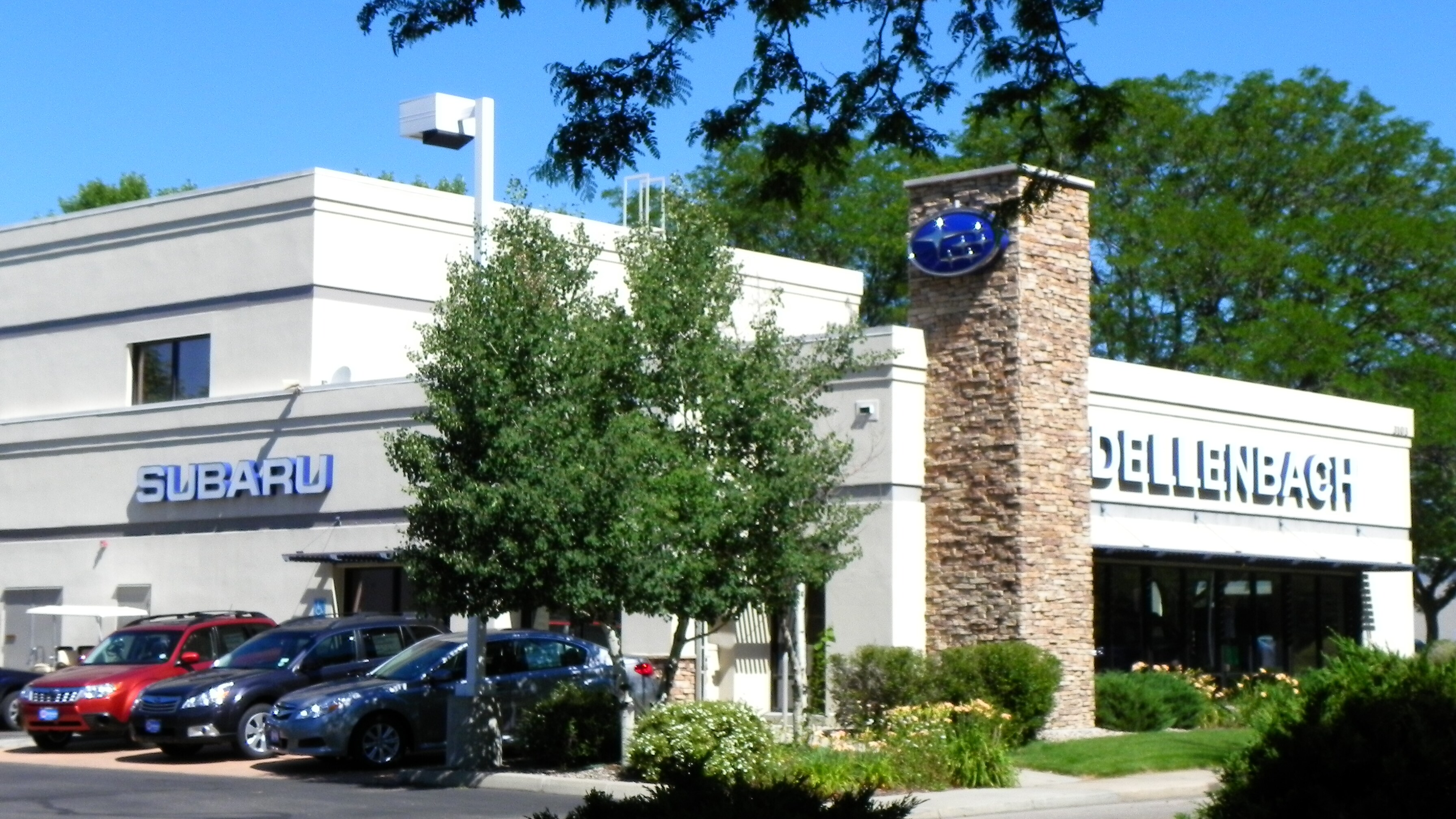 Se habla espanol dellenbach subaru fort collins co for Dellenbach motors used cars