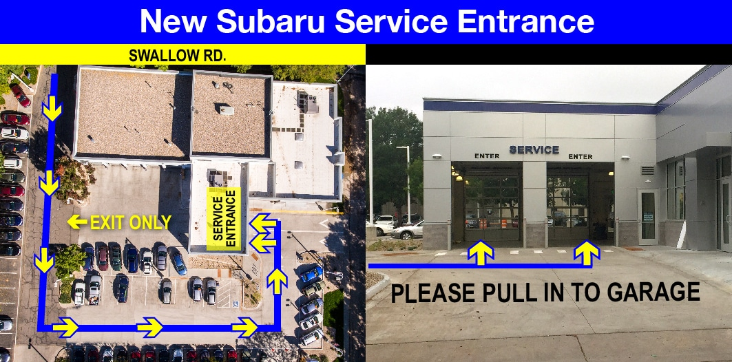 Directions Google Map To Dellenbach Subaru In Fort Collins Co