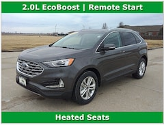 New 2019 Ford Edge SEL Crossover for sale near Pontiac, IL