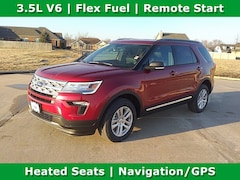 New 2019 Ford Explorer XLT SUV for sale near Pontiac, IL