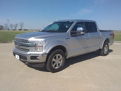 Used 2018 Ford F-150 Lariat SuperCrew for sale in Dwight, IL