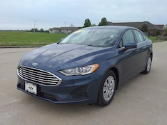 New 2019 Ford Fusion S Sedan for sale near Pontiac, IL