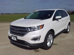 Used 2017 Ford Edge SEL Crossover for sale in Dwight, IL