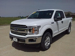 New 2019 Ford F-150 XLT SuperCab for sale near Morris, IL