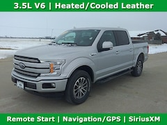 Used 2018 Ford F-150 Lariat Crew Cab Truck for sale in Dwight, IL