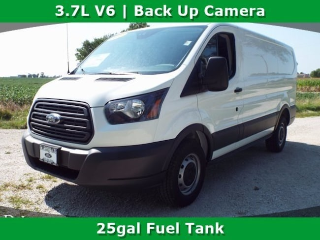 New 2017 Ford Transit Cargo 150 Cargo Van for sale near Morris, IL