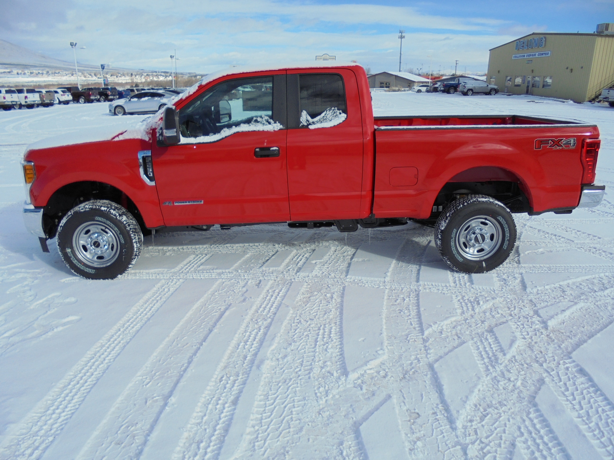 2017 Ford Super Duty F-250 SRW XL Extended Cab Pickup