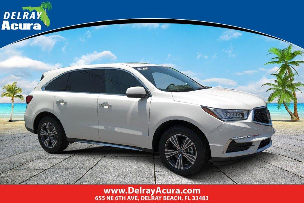 2017 Acura MDX 3.5L FWD