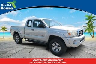 2007 Toyota Tacoma 4WD Access V6 AT
